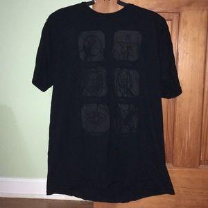 Loot Crate Black Mirror dark design T-shirt sz XXL
